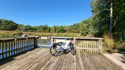 Decatur Bike Path